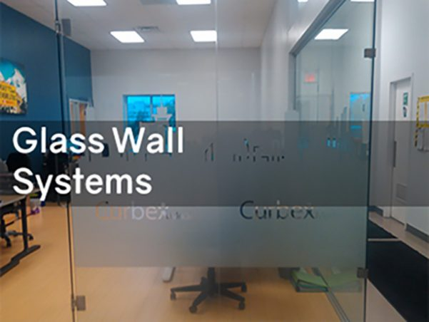Glass Wall Systems - GoodWood Contracting