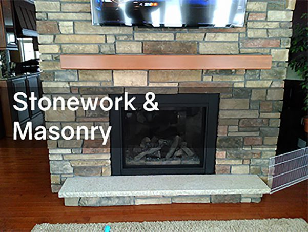 Stonework & Masonry GoodWood Contracting