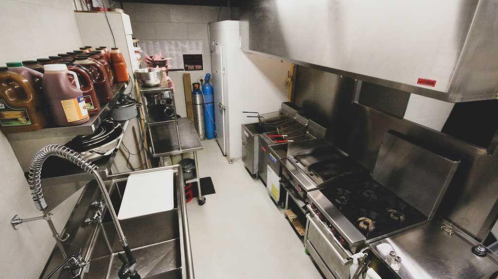 Restaurant Renovations - West Wing