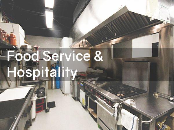 food service & hopitality